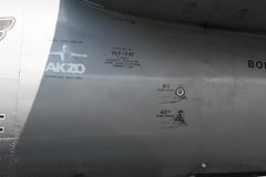 Fifi's paint job (La South Paw) Tags: austin texas force air bomber fifi commemorative b29 abia