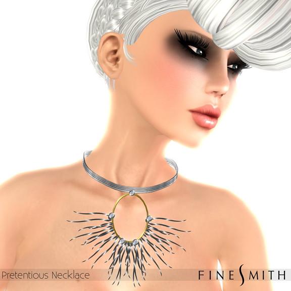 Pretentious Necklace