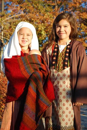 Saint Costumes