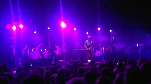 Bon Iver concert at Columbiahalle, Berlin