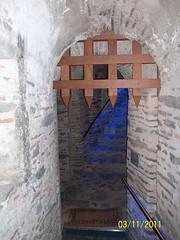 Το εσωτερικό του Πύργου του Τριγωνίου (Σ.Φ.Α.Μ. Θεσσαλονίκης) Tags: greece πύργοστριγωνίου thessalonikiθεσσαλονίκη σύνδεσμοστωνφίλωναρχαιολογικούμουσείουθεσσαλονίκησ