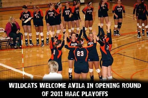 2011 HAAC VB Playoffs