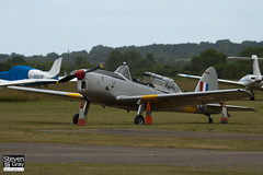 G-BTWF - WK549 - C1 0564 - Private - De Havilland DHC-1 Chipmunk 22 - Panshanger - 110522 - Steven Gray - IMG_6339