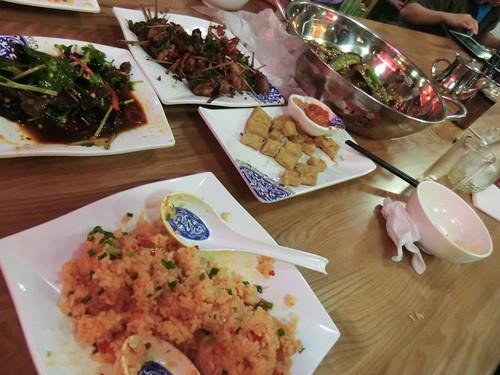 雲南料理 in 北京 China