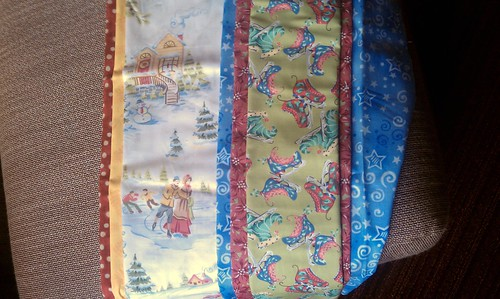 Christmas Fabric set
