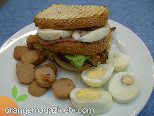Sandwich Heroes 4