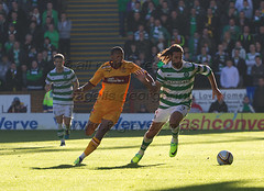Motherwell vs Celtic (vagelisgeo) Tags: ireland irish scotland football scottish celtic spl hoops hailhail