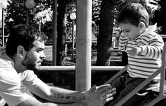 (danytzpm) Tags: boy slide innocence praa fatherandson menino inocncia escorregador paiefilho smallsquare