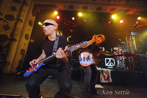 Chickenfoot - 11-05-11 - The Metro, Chicago, IL