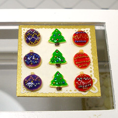 Baubles and Tree Cookies
