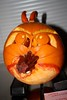 Pumpkin Contest - Rooster (HightailHQ) Tags: costumes party holiday halloween fun office yousendit
