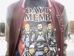 (Appreciate those little things.) Tags: guy day remember band tshirt to ghostbusters adtr a