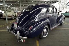 1939 Chrysler Imperial sedan (sv1ambo) Tags: new wales sedan south nsw imperial chrysler mopar 1939 2011 tjrichards allchryslerday