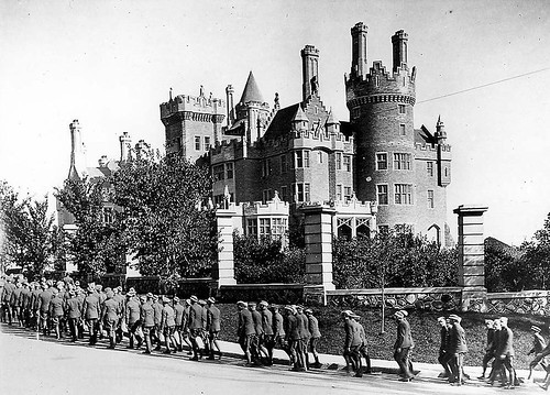 casa-loma-toronto-world-war-I