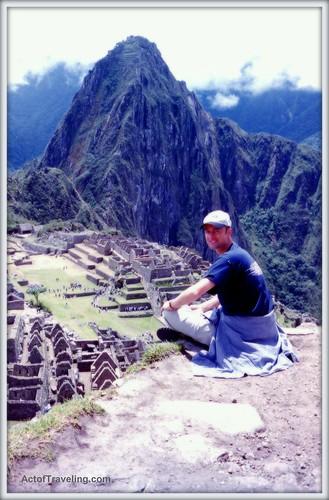 Emiel and Macchu Picchu