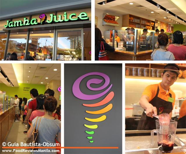 Jamba Juice interiors