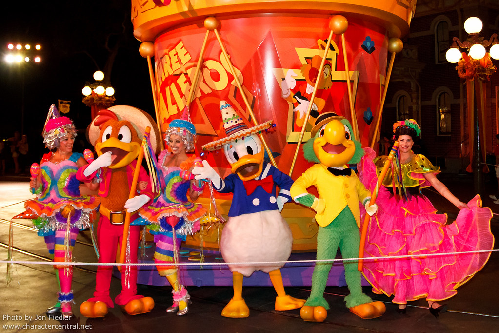 The three caballeros movie analysis