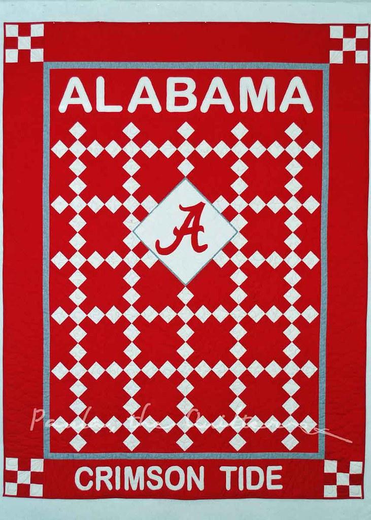 Alabama Quilt - 1
