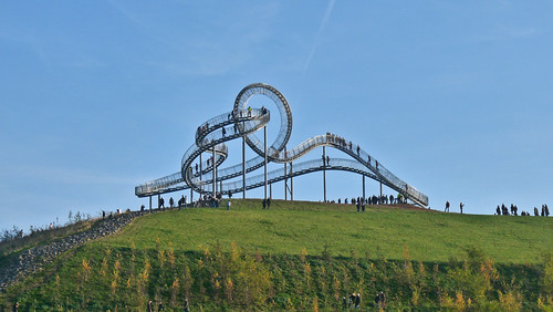 Landmarke Duisburg Tiger and Turtle Magic Mountain