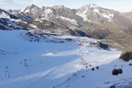 Stubaier Gletscher – aktuální report