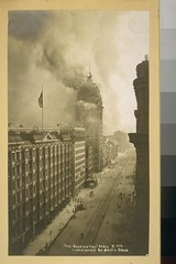San Fransisco fire of 1906