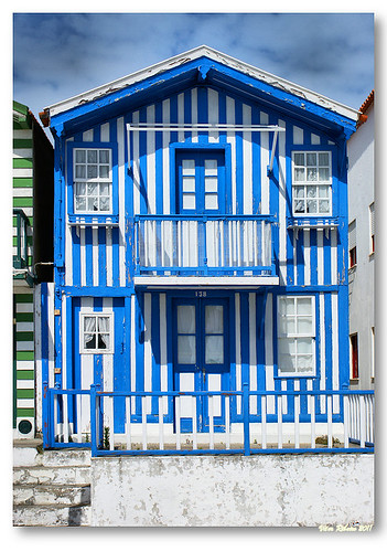 Palheiros da Costa Nova #13 by VRfoto
