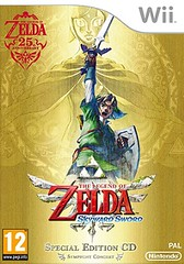 52 - The Legend of Zelda: Skyward Sword Pal Wii