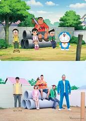 120409(2) - 預定7/28上映的《火影忍者 ROAD TO NINJA》公開兩種預告片!真人廣告系列《哆啦A夢》最新一集【小夫的美好兜風】公開中!