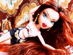 Im so inlove with her! (Bratz Guy) Tags: girls red fashion photography dolls princess mga bratz roxxi bratzparty