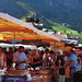 Chatel summer Wednesday market