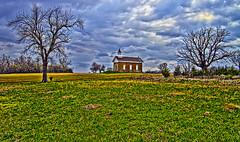 Arvonia rebuilt (Kansas Poetry (Patrick)) Tags: welshsettlers arvoniakansas arvoniaschool patricknancyhaveagreatday