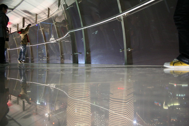 Oriental Pearl Tower - Sightseeing Floor