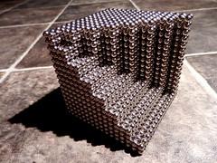 Steps With Shadow 2 (Jimmo5842) Tags: ball balls magnets sphere zen neo magnet spheres buckyball buckyballs neodymium neocube cybercube zenmagnets nanodots nanodot neoballs