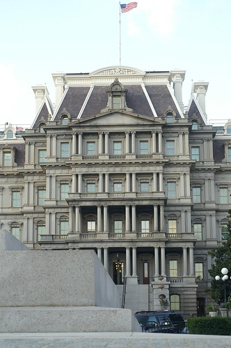 The Eisenhower Executive Office Building