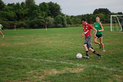 Intramural Soccer | Fall 2011