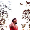 inkblots in the sky. (Casey David) Tags: bokeh dof lower trees ski washed out red dress pearls 365 day days 365days project365 caseydavid caseydavidphotography skyonfire sunset fire sky skies model strapless orange blue black brown white tan hispanic daytime dusk dawn bsc alabama modeling