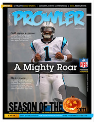 Prowler Magazine (Steve Lindenman) Tags: nfl bankofamerica carolina panthers camnewton lindenman