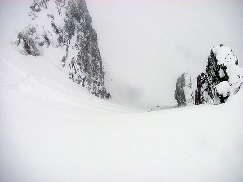 Ben Grasseschi skiing at Alpine Meadows 10.6.11