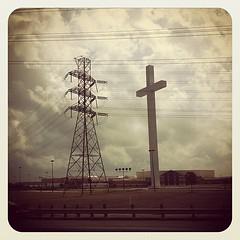 Houston: cheap energy as a religion