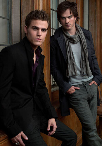 vampire salvatore brothers