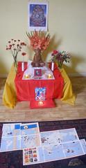 Exeter Urban Retreat shrine