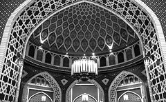 Holy Gate (MohammeD BuQuRais) Tags: mall gate uae holy ibn battuta