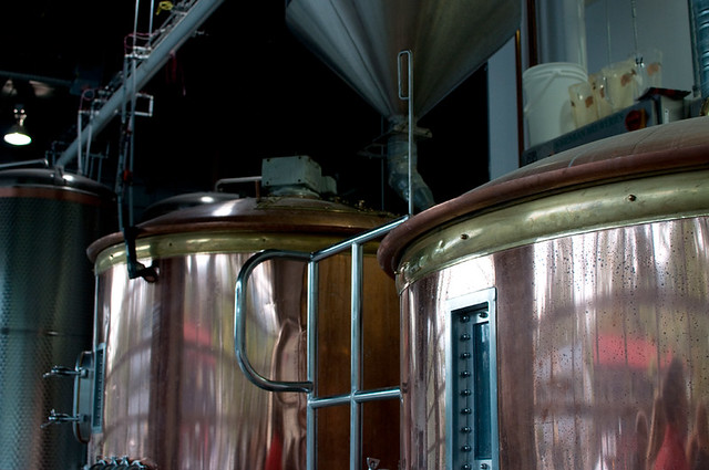copper tanks
