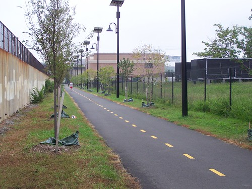 Metropolitan Branch Trail north of Florida Avenue