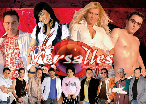 Versalles 2008 - orquesta - cartel