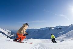 Zimní zážitky v srdci Zillertalských Alp