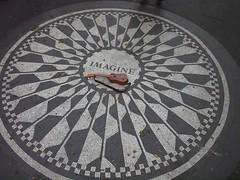Imagine a Ukulele (Simon-Reeve) Tags: newyork ukulele centralpark imagine johnlennon