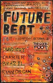 Future Beat 11 @ The Goodfoot