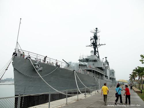 2011.10.09 德陽艦 -1