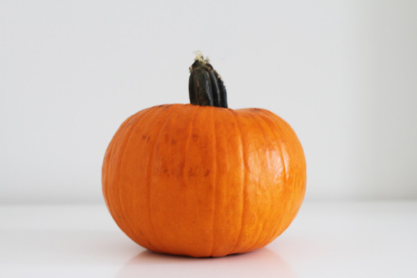 Uncarved Pumpkin